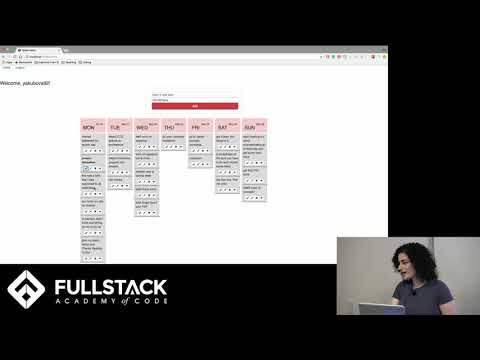 Stackathon Presentation: The Realist's To-Do