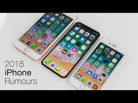 2018 iPhone rumours: What will the next iPhone look like?