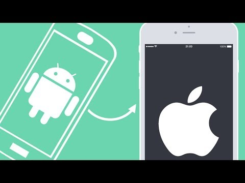 How to Transfer Contacts, Photos, Media Files between Android and iPhone