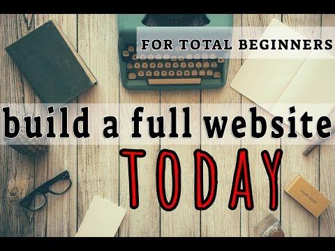 How to Build a Wordpress Website 2017