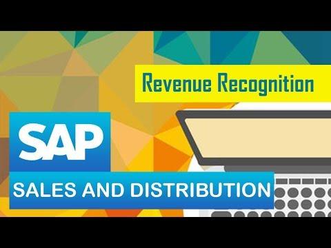 SAP SD   Revenue Recognition   Steps for Configuration of Revenue Recognition