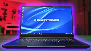 This laptop is faster than many desktops... and only 4 pounds