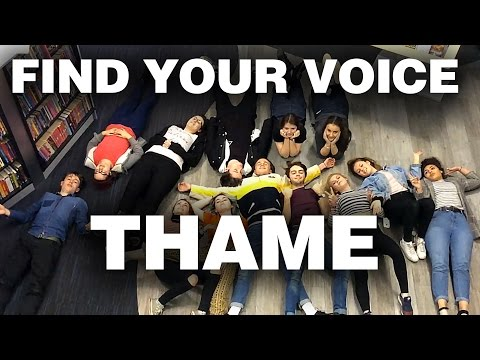 Find Your Voice - Thame