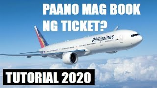 How to Book Ticket in Philippine Airlines Online