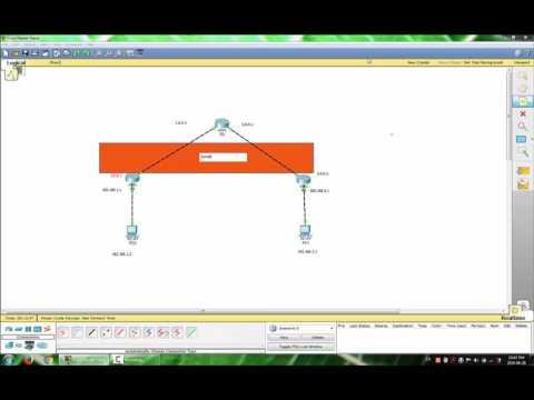 الدرس 4 بروتوكول VPN في برنامج Cisco Packet Tracer