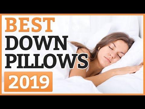 Best Down Pillows 2018 – TOP 11 Down Pillow