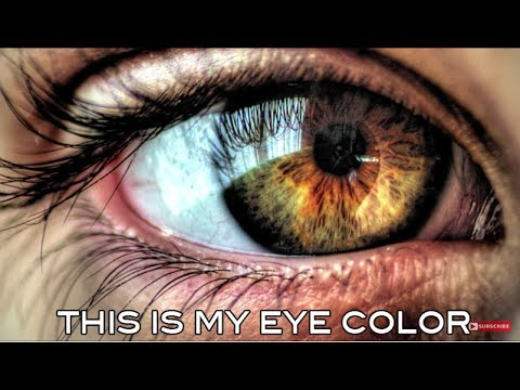 Get Golden Brown Amber Eyes Fast! Subliminals Frequencies Hypnosis Spell (Visual support)