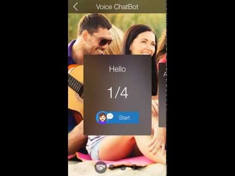Meet the new Mondly Conversational ChatBot