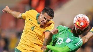 Australia vs Bangladesh: 2018 FIFA WC Russia & AFC Asian Cup UAE 2019 (Qly RD 2)