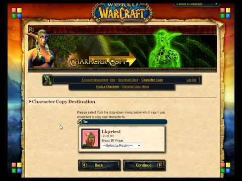 How to do the World of Warcraft PTR or Public Test Realm Tutorial