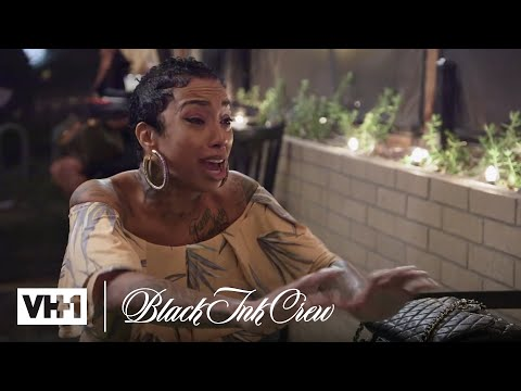 Xxx Mp4 Violence Erupts When Sky Meets Her Oldest Son Black Ink Crew 3gp Sex