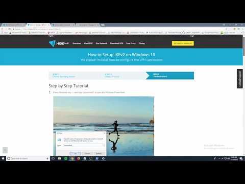 How To Setup VPN For Windows 10 | VPN Windows 10