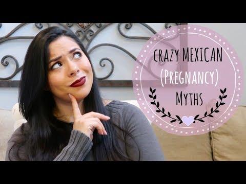 Crazy pregnancy Myths   English GigiPink