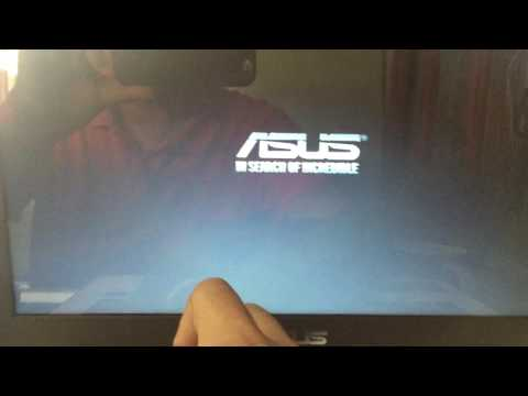 FORMATEAR ASUS X453S