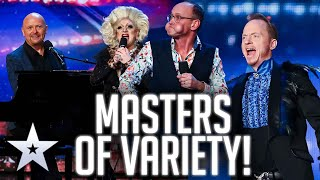 Masters of variety! | Britain's Got Talent