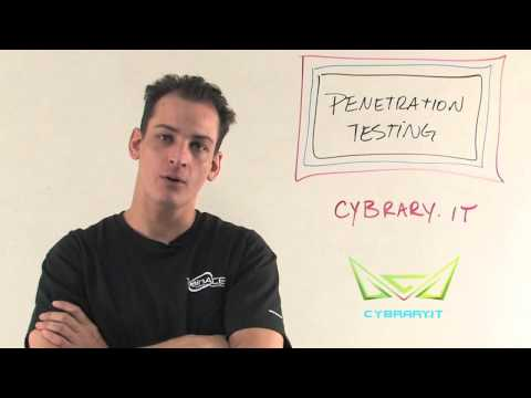 Preview the Free Ethical Hacking Online Training Class from Cybrary