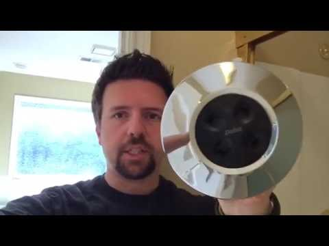 Delta Faucet 75152 Water Amplifying Shower Head - Unboxing and review