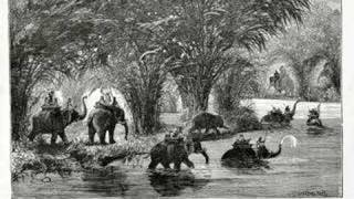 ANGKOR WAT - FIRST EXPEDITION TO CAMBODIA 1880/81