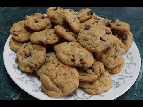 How to Make Chocolate Chip Cookies from Homemade Cookie Mix