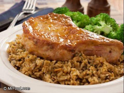 Pork Chop Casserole