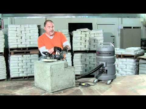Rhomba Bench Polishing
