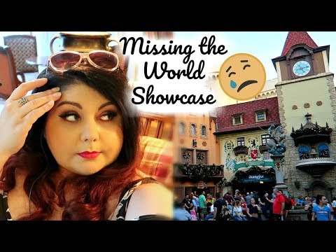 Disney World Florida vlog 2017 | episode 13 : DVC tour, Epcot World Showcase & Trail's End