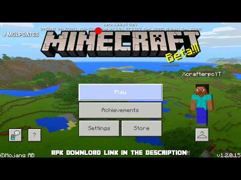 Minecraft PE 1.2 | MCPE 1.2 BETA 5 RELEASED!! + DOWNLOAD LINK!! (Pocket Edition)