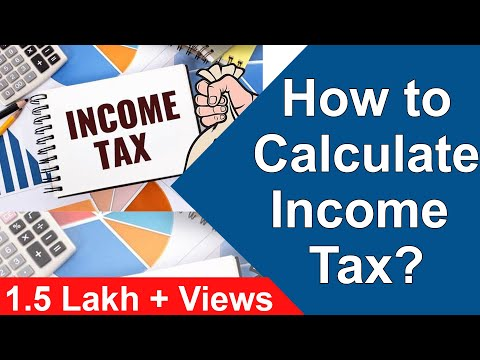 How to Calculate income Tax?   Tax calculations explained with Example by Yadnya