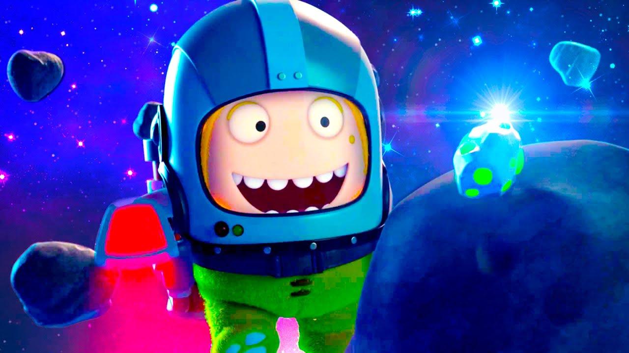 🔴 ODDBODS Space Adventure   LIVE Stream