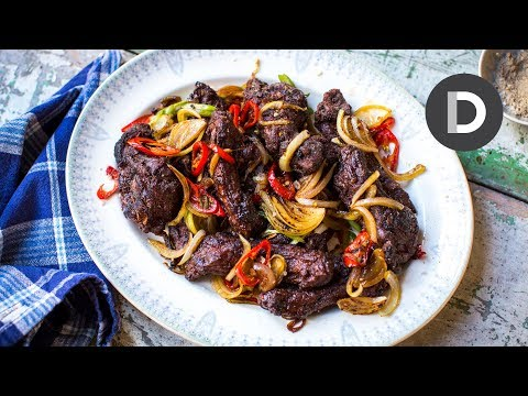 Salt & Chilli Ribs! Donal's Spicy Suppers feat. Schwartz #spon