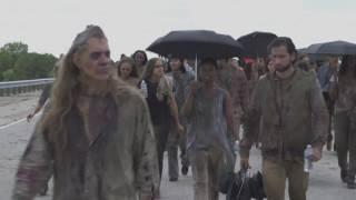 The Walking Dead - Making Of S 7 Epi. 9 | official featurette (2017)