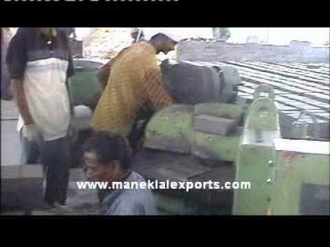 Manek - Fly Ash Brick Making Machine
