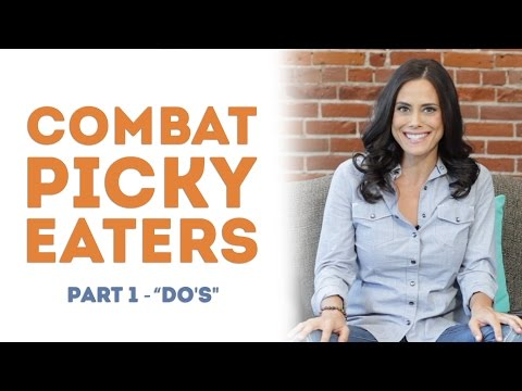 Picky Eaters! How to Get Your Kids to Eat Healthy - Part 1 | Keri Glassman