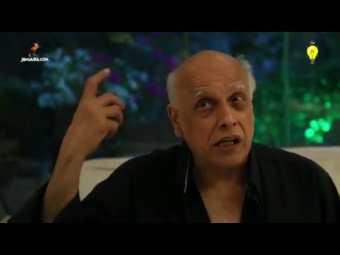 Advice To Writers Pitching Their Story At Frame Your Idea - Mahesh Bhatt