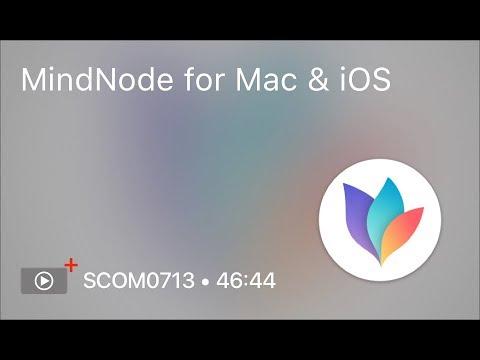 SCOM0713 - MindNode for Mac & iOS - Preview