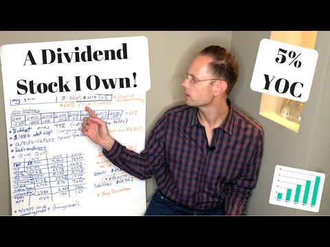 Of Course I Own This Dividend Stock (Investing For Dividends)