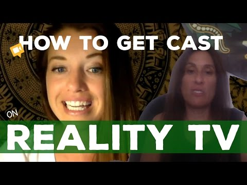 The secret to getting on a reality TV show with Survivor Casting Director Lynne Spillman