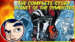 Planet Venom (GoTG & Agent Venom) - Complete Story