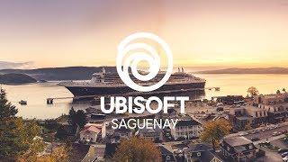 Conférence de presse Ubisoft à Saguenay // Ubisoft press conference in Saguenay