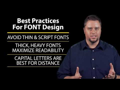 How to Design Messages for LED Signs
