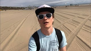 Walking 200,000 Steps For 200K Subscribers