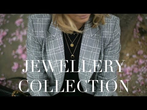 My Jewellery Collection | The Necklaces ✨