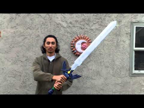 Link's Master Sword(skyward sword)