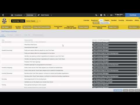 Football Manager 14-In Game Editor Tutorial