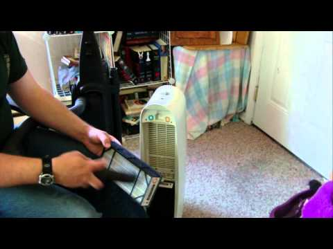 Hack Your Honeywell HepaClean Tower Air Purifier Man VS Junk EP 219