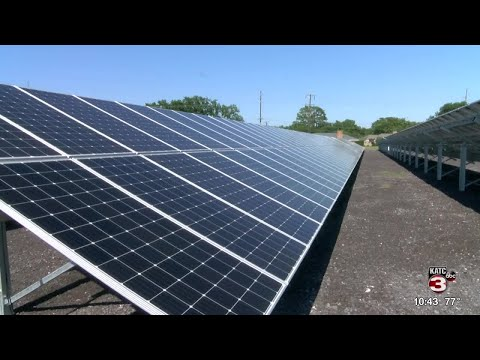 New solar facility starts operation Thursday