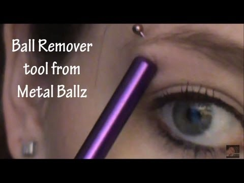 Ball Remover Tool from Metal Ballz