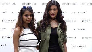 Amyra Dastur Launch Denim Atelier With Fashion Expert Bornali Talukdar