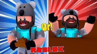 SO GROSS!! | ROBLOX Would You Rather