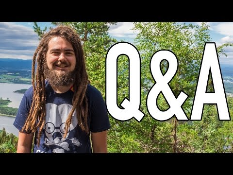 Young Dreads Loose And Fuzzy? + More! (Dreadlocks Q&A #63)